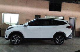 Sell White 2018 Toyota Rush Automatic Gasoline in Makati
