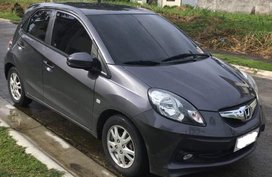 Selling Used Honda Brio 2015 at 60000 km in Laguna