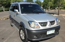 Selling Used Mitsubishi Adventure 2005 Manual Diesel