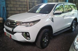 2nd Hand 2018 Toyota Fortuner Automatic for sale in La Union