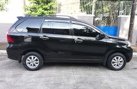 Black 2016 Toyota Avanza at 56000 km for sale