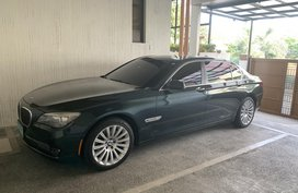 Used Bmw 750Li 2012 at 21000 km for sale in Quezon City