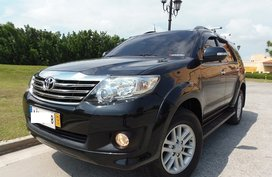 Sell Used 2014 Toyota Fortuner Automatic Gasoline