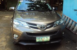 Selling Used Toyota Rav4 2013 at 40000 km in La Union