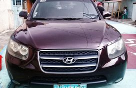 Used 2009 Hyundai Santa Fe at 72000 km for sale in Quezon City