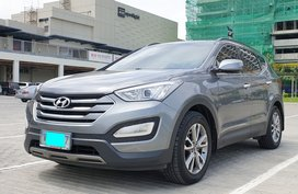 Sell 2nd Hand 2013 Hyundai Santa Fe Automatic Diesel at 50000 km