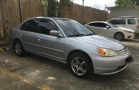 Selling Used Honda Civic 2001 Automatic in Quezon City