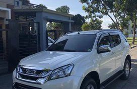 Selling Used Isuzu Mu-X 2016 at 17000 km in Pampanga