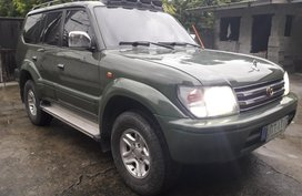Sell Used 1997 Toyota Land Cruiser Prado Automatic Gasoline