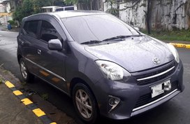 Selling 2nd Hand 2015 Toyota Wigo Hatchback in Quezon City