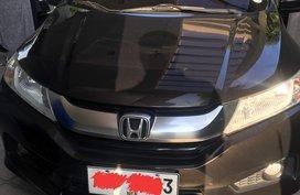 Black Honda City 2014 at 40000 km for sale
