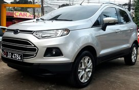 Sell 2nd Hand 2017 Ford Ecosport Manual in Quezon City