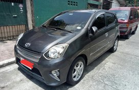 Selling Used Toyota Wigo 2017 Hatchback at 31000 km