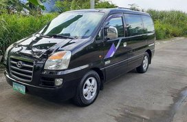 Sell Black 2006 Hyundai Starex at 94000 km