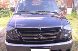 Sell Black 2010 Mitsubishi Adventure at 51000 km