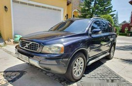 Black Volvo Xc90 2008 Automatic Diesel for sale