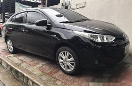 Selling Black Toyota Vios 2019 Automatic Gasoline