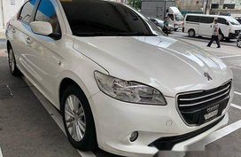 Sell White 2015 Peugeot 301 Manual Diesel at 44000 km