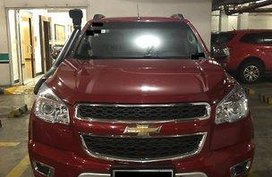 Red Chevrolet Colorado 2016 at 26084 km for sale