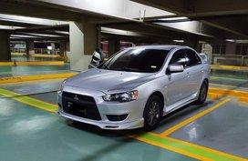 Selling Used Mitsubishi Lancer Ex 2010 at 43000 km
