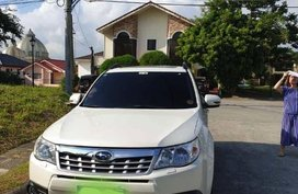 Used 2012 Subaru Forester for sale in Las Pinas