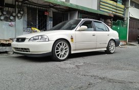 Selling Used Honda Civic 1996 Automatic in Caloocan