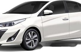 Toyota Vios 2019 Manual Gasoline for sale
