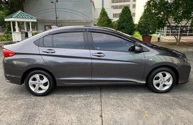 Grey Honda City 2014 at 23800 km for sale