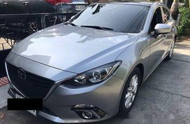 Sell Silver 2015 Mazda 3 at 36000 km