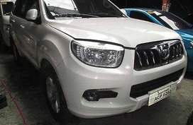 Selling White Foton Toplander 2015 Manual Diesel