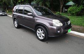 Sell Grey 2011 Nissan X-Trail at 65500 km