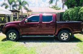 2009 Nissan Frontier Navara Manual Diesel for sale