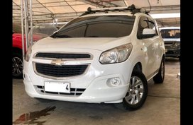 Chevrolet Spin 2015 at 47000 km for sale