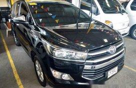 Selling Black Toyota Innova 2018 Automatic Diesel