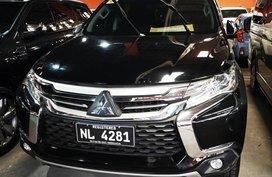 Black Mitsubishi Montero 2016 Automatic Diesel for sale