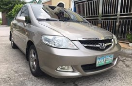 Honda City 2007 Sedan at 138000 km for sale