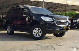 Selling Black Chevrolet Trailblazer 2013 in Makati