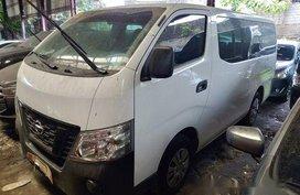 Sell White 2018 Nissan Nv350 Urvan in Makati