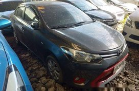 Selling Grey Toyota Vios 2014 at 94000 km