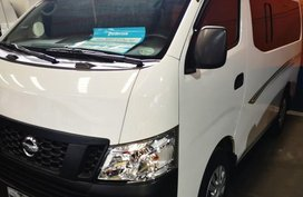 Selling White Nissan Urvan 2017 Van in Manila