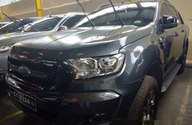 Grey Ford Ranger 2018 for sale in Quezon City