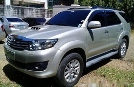 2013 Toyota Fortuner for sale in Pasig