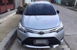 Selling Silver Toyota Vios 2018 Manual Gasoline