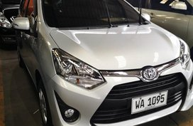 Toyota Wigo 2017 Hatchback for sale in Manila