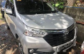 Sell Silver 2017 Toyota Avanza in Quezon City
