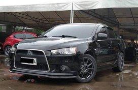 Selling Black Mitsubishi Lancer Ex 2014 in Makati