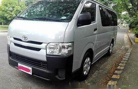 Toyota Hiace 2016 Manual Diesel for sale