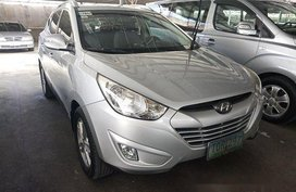 Selling Silver Hyundai Tucson 2013 Automatic Diesel