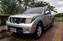 Selling Silver Nissan Navara 2008 Truck Automatic Diesel