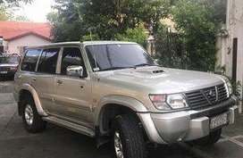 Sell Silver 2003 Nissan Patrol at 114000 km